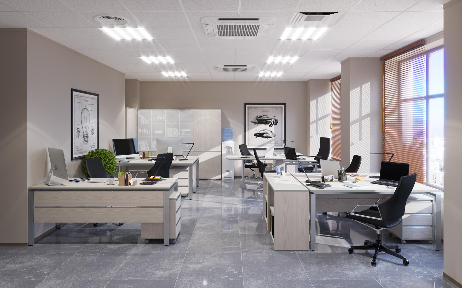 офисная мебель для персонала 1