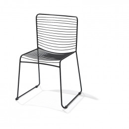 Wire Chair Black - фото - 3