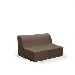 Lounge straight taupe - фото - 2